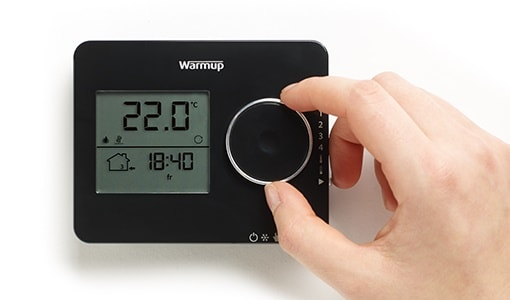tempo digital programmable thermostat underfloor heating