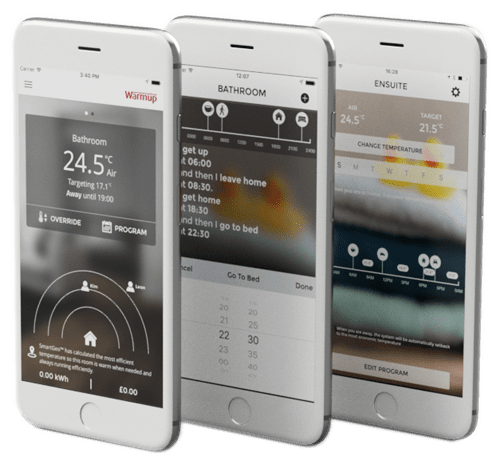 myheating app remote heating control from mobile phone